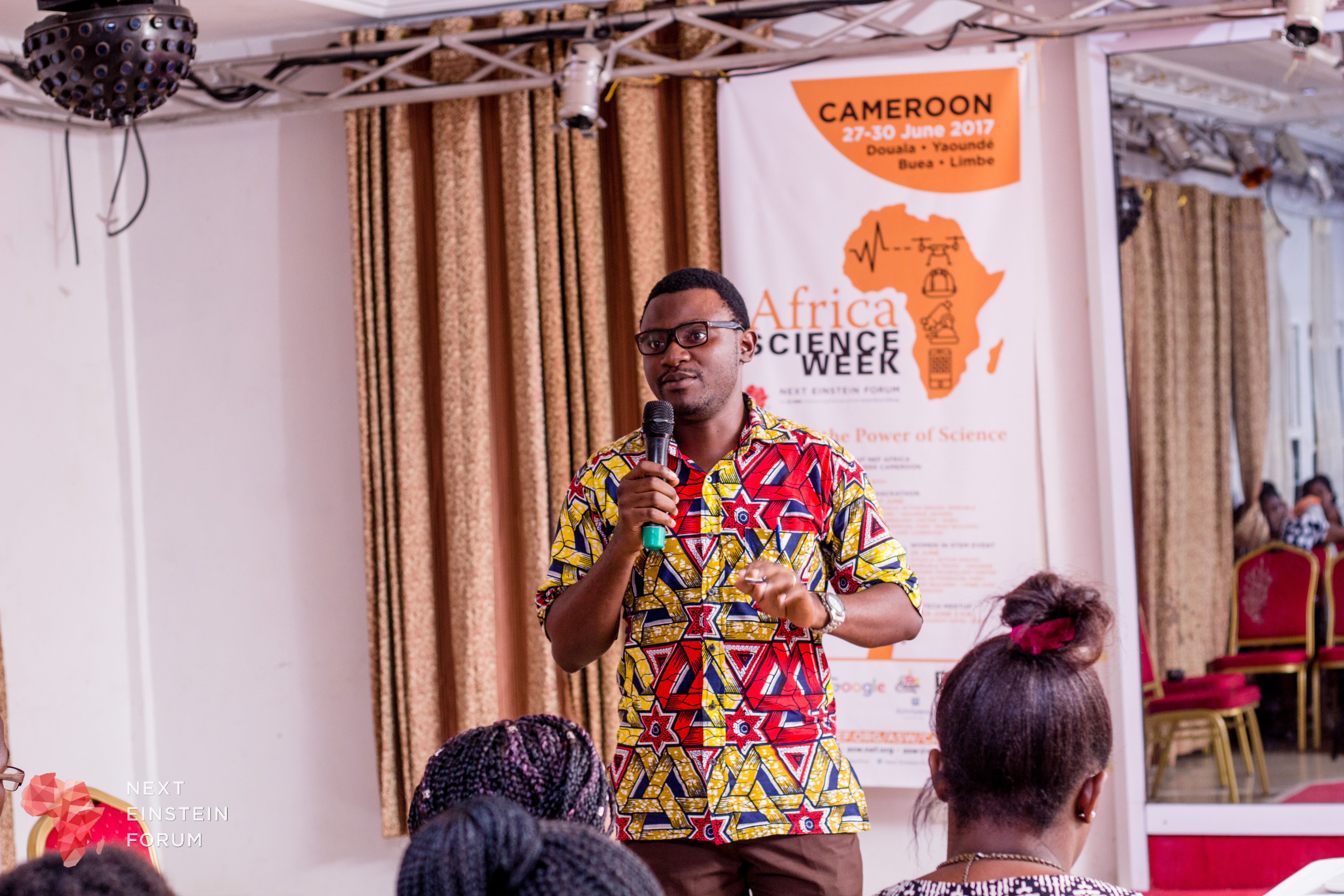 NDAMBOMVE Patrice, PhD